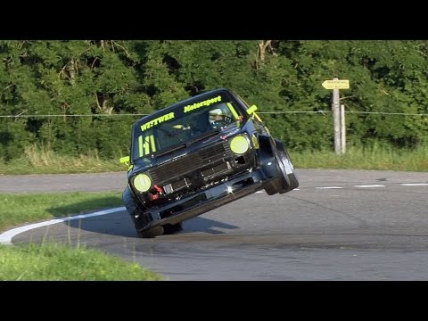 A Mk1 Volkswagen Golf Shouldn't Be Able to Go This Fast