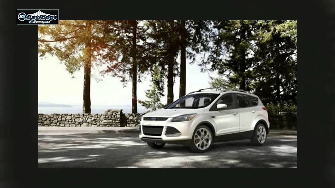 Ford Dealership Brooklyn >> 2015 Ford Escape Review Brooklyn Ford Dealer Youtube