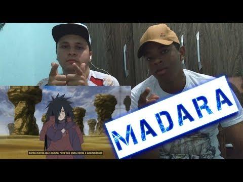 React O VERDADEIRO RAP DO MADARA (+18) | Takeru