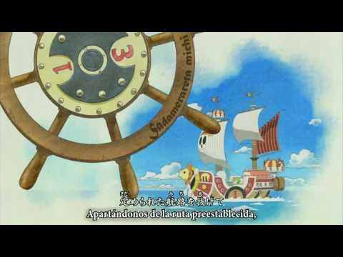 One Piece Opening 9 - Jungle P (HD) Japanese
