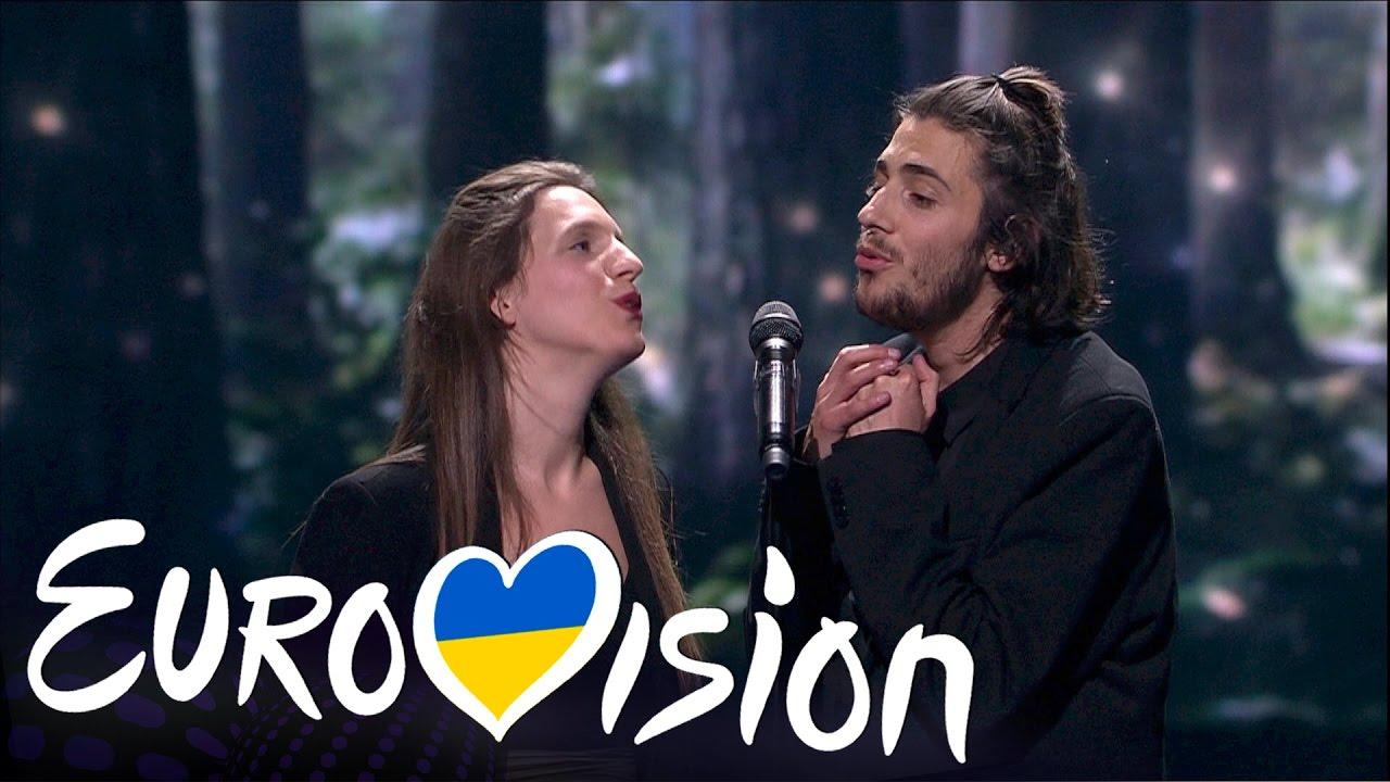 Eurovision 2017 1.cisi belli oldu!