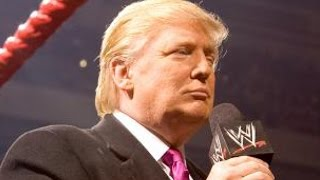 A Look Into Donald Trump's History With The WWE