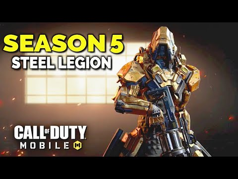 New Reaper And David Mason Gameplay In Call Of Duty Mobile Cod Mobile Season 5 Steel Legion Youtube