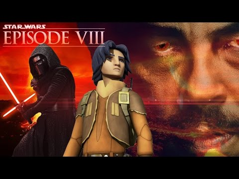 Ezra the Main Villain of Star Wars: Episode 8 Theory