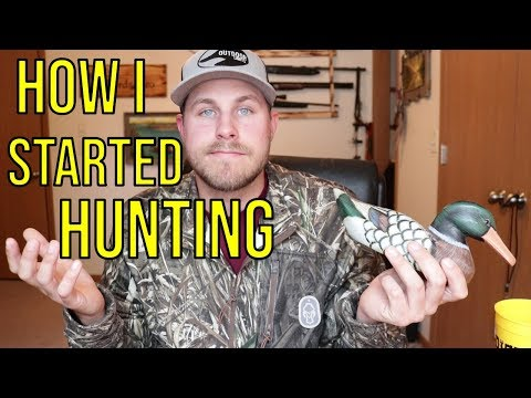 How I Started Hunting