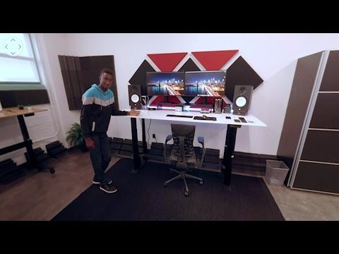 Download Youtube: 2016 MKBHD Studio Tour in 360°!