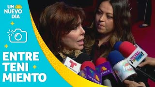 ¿Verónica Castro se arrepiente de dejar los escenarios?   Un Nuevo Día   Telemundo
