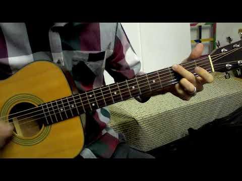 Kitaarles - Jou asem - Theuns Jordaan - Cover