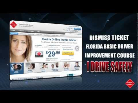 Florida Traffic School Online - 4 Hour Course Video Demo