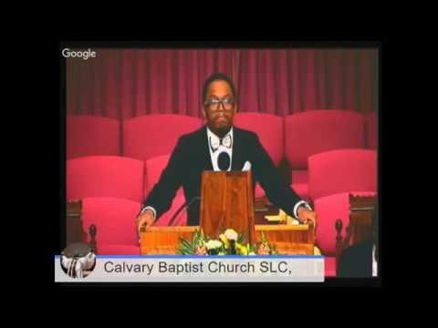 Calvary Baptist Church SLC, UT