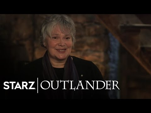 Outlander  The Many Scottish Accents  STARZ