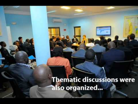 World Bank Togo: Inauguration of New Office & Open House Event (Jan. 10 & 11, 2013) - PICTURES