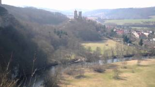 Ausflug zur Rudelsburg