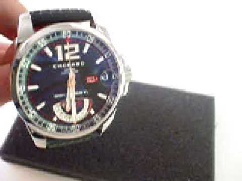 95b7f7d9328 Chopard Grand Turismo GT XL Power Reserve Mille Miglia Watch - YouTube