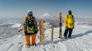 Ski Japan - GoPro: Japan Snow - The Search for Perfection in 4K