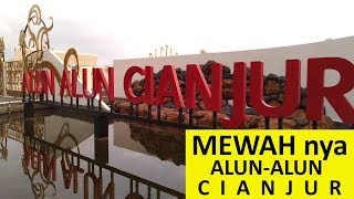 Alun-Alun Cianjur dikenal se Indonesia