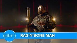 Rag'n'Bone Man Performs 'Anywhere Away from Here'
