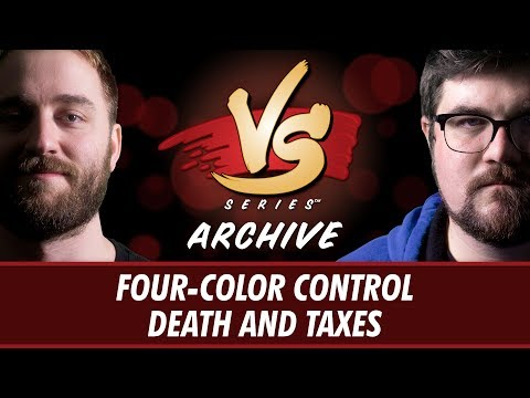 6/13/2017 -  Ross VS. Brad: Four-Color Control vs Death and Taxes [Legacy]