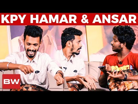 SPOOF of Samayal Mandhiram with KPY Hamar & Ansar | RR 45