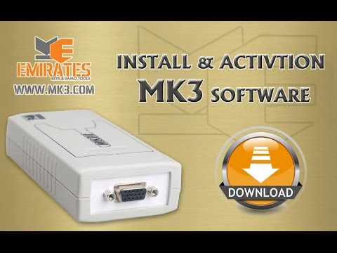HOW TO INSTALL AND ACTIVE MK3 SOFTWARE