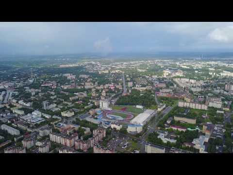 Smolensk drone view.