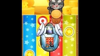 Мой говорящий Том 5 серия - Большая мышь пугает Тома, он в шоке! Мультик-игра для детей.