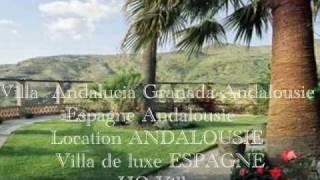 Villa Andalousie - Villa de luxe Granada- Andalousie