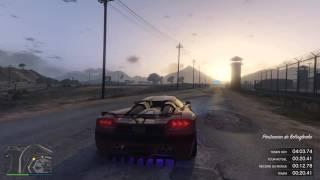 Grand Theft Auto V: Défis à 250 000 dollars