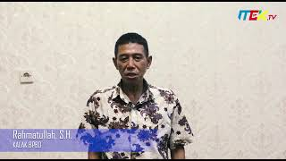 """Ucapan  Selamat  """"Atas Pelantikan Bupati Dan Wakil Bupati Konawe Utara Periode 2021-2026"""""""