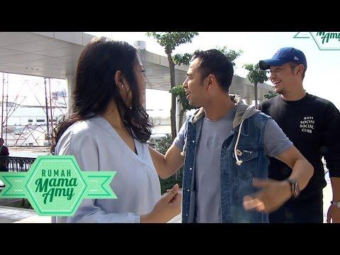 Gigi Teriak Histeris Ketika Raffi Diginiin  - Rumah Mama Amy (12/5)