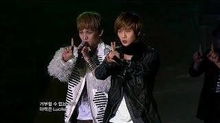 【TVPP】SHINee - Lucifer, 샤이니 - 루시퍼 @ 2011 KMF Live