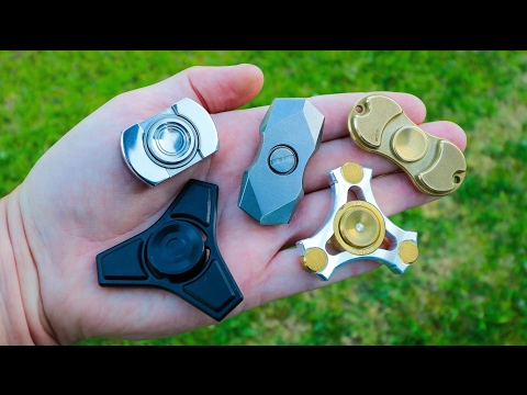 Best Fidget Spinner / Fidget Toy?