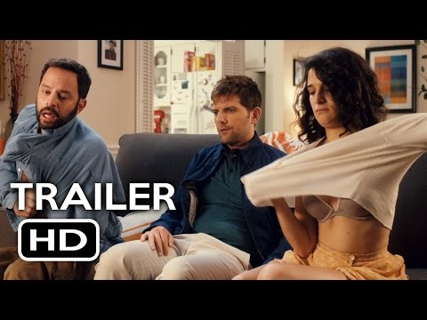 Thumbnail: My Blind Brother Official Trailer #1 (2016) Adam Scott Comedy Movie HD