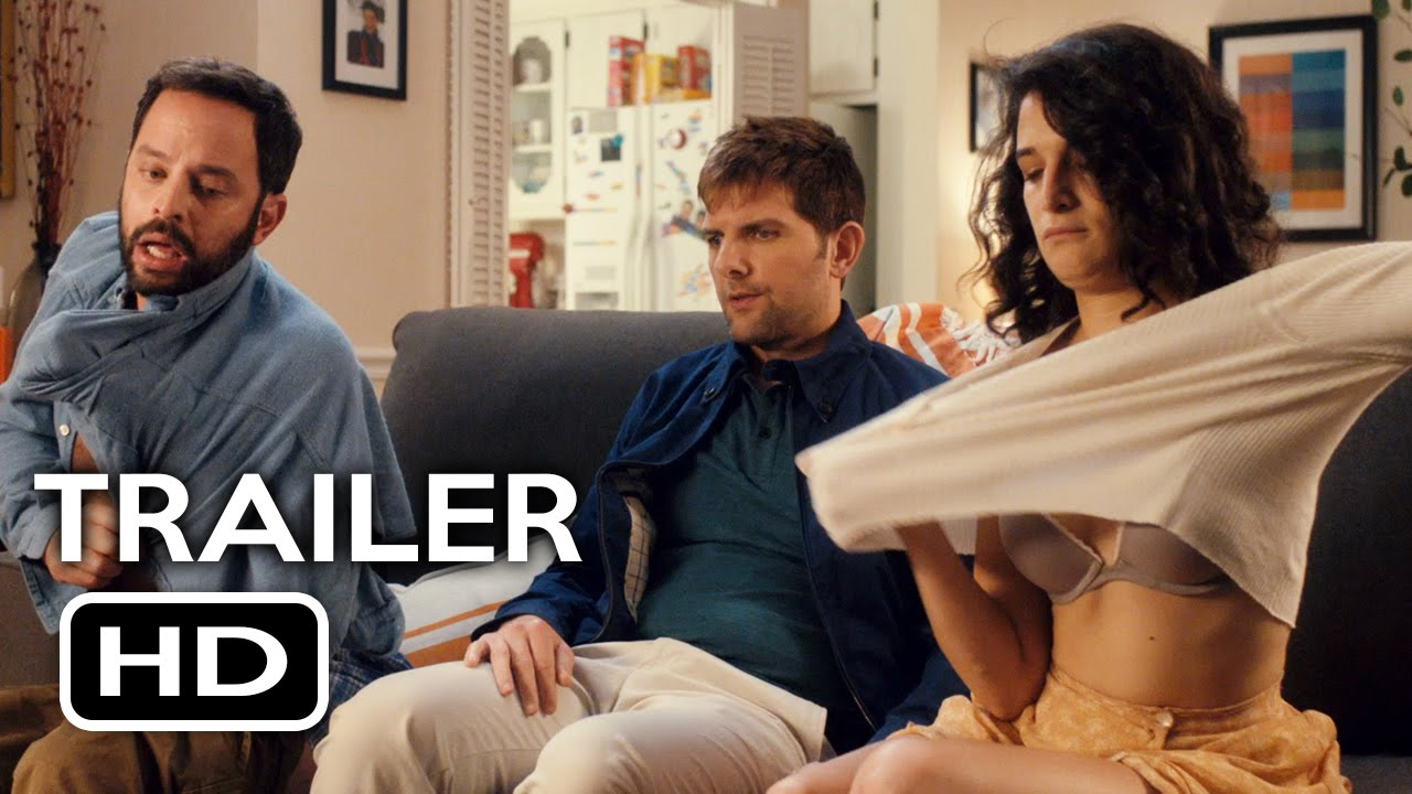 my blind brother official trailer 1 2016 adam scott
