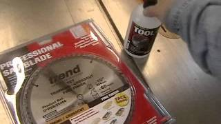 Gas Shop Heating And Trend Saw Blade Cleaner Review-woodworking With Stumpy Nubs #4