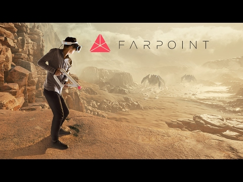 Farpoint (Aim Controller) - Playstation VR