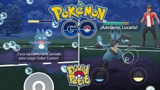 PRIMER CAMPEONATO DE PVP EN LA LIGA SUPERBALL! COMBATES AL LÍMITE! [Pokémon GO-davidpetit]