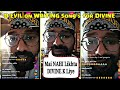 D'EVIL Savage Reply to EMIWAY on Writing Song's for DIVINE    TheEevil Live    The Evil Live Reply  