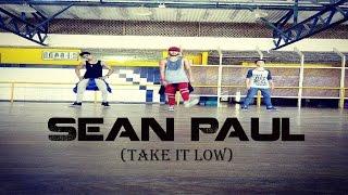 Jonatxv -Take it low- (Sean paul) Coreografia