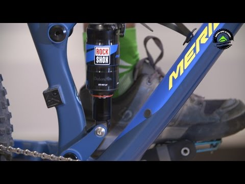 MERIDA BIKE ACADEMY – SETTING UP THE SUSPENSION