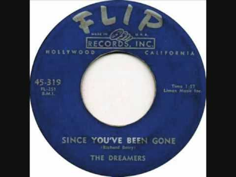 The Dreamers  -  Since You've Been Gone