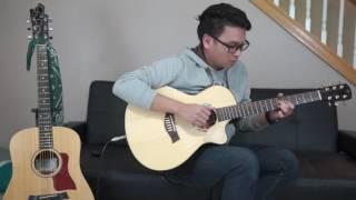 Khúc Hát Thanh Xuân - Jazz Fingerstyle - Khoa Le