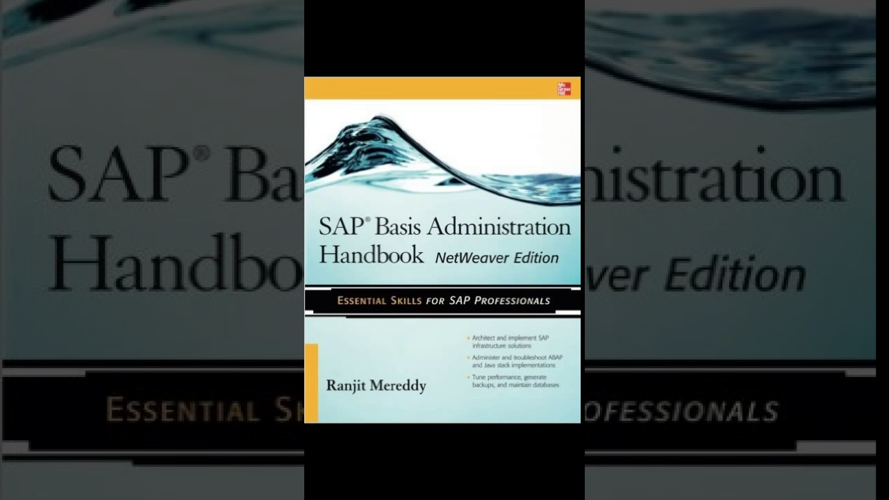 Best books on SAP Basis - YouTube