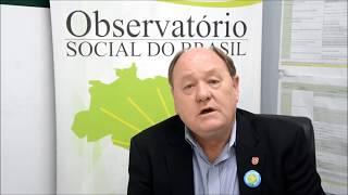 NEY RIBAS - Presidente do Observatório Social do Brasil