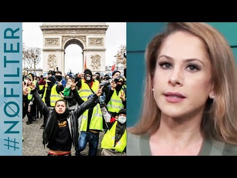 Ana Explains Paris Protests