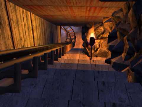 Roller coaster tycoon 3 : The Mine |