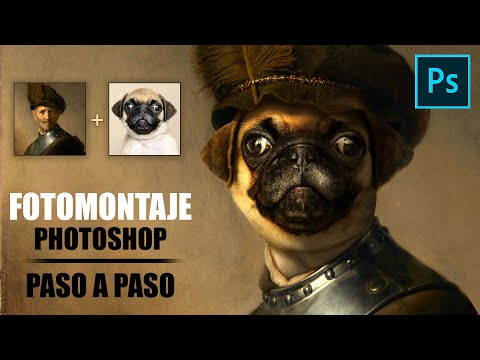 Tutorial Fotomontaje Photoshop: Cambio de cara thumbnail