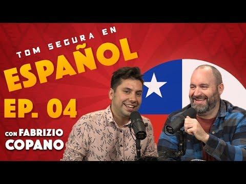 Ep. 4 Con Fabrizio Copano | Tom Segura En Español (ENGLISH SUBTITLES)