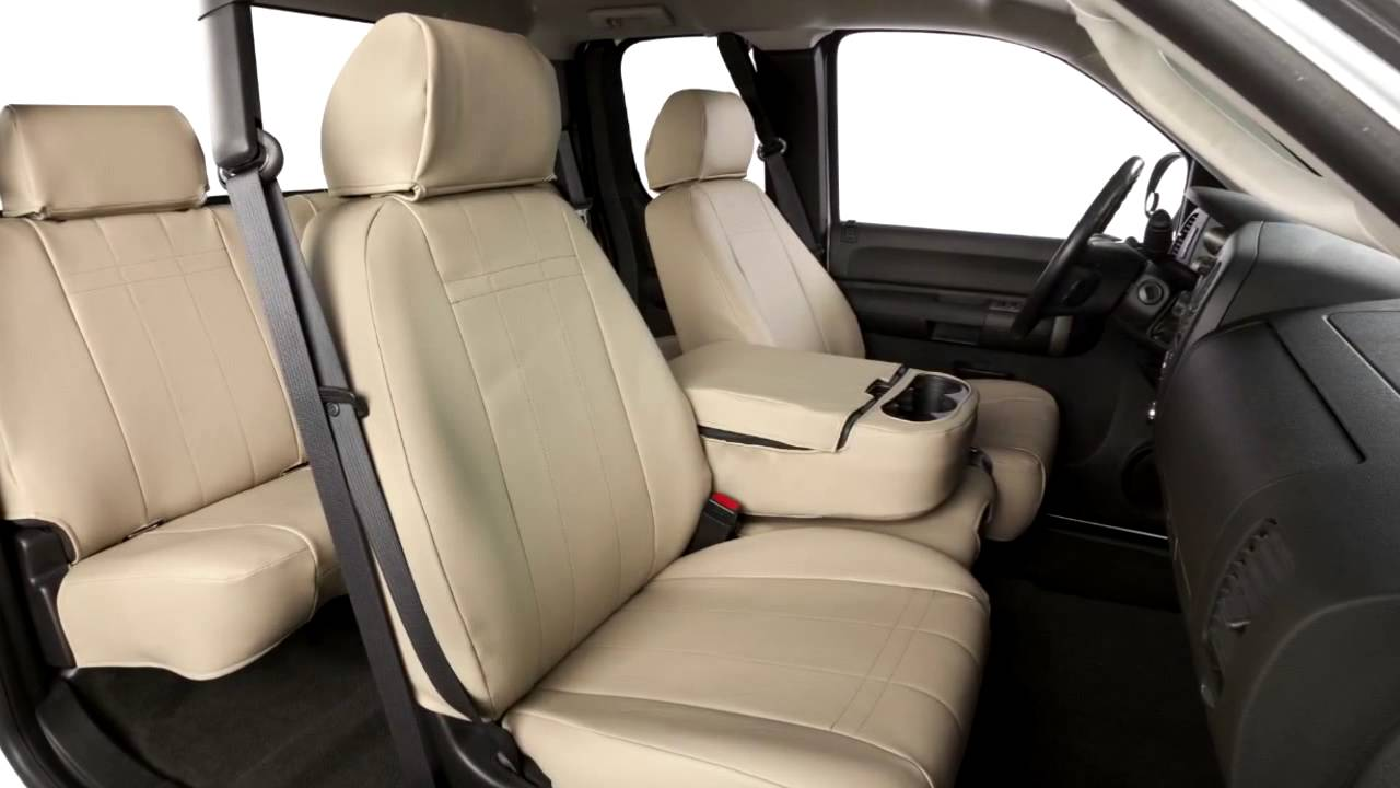 CalTrend I Cant Believe Its Not Leather Seat Covers Review