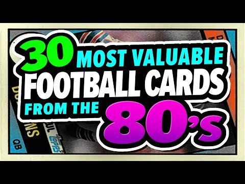 top-30-most-valuable-football-cards-from-the-1980's---80's-football-rookie-cards!